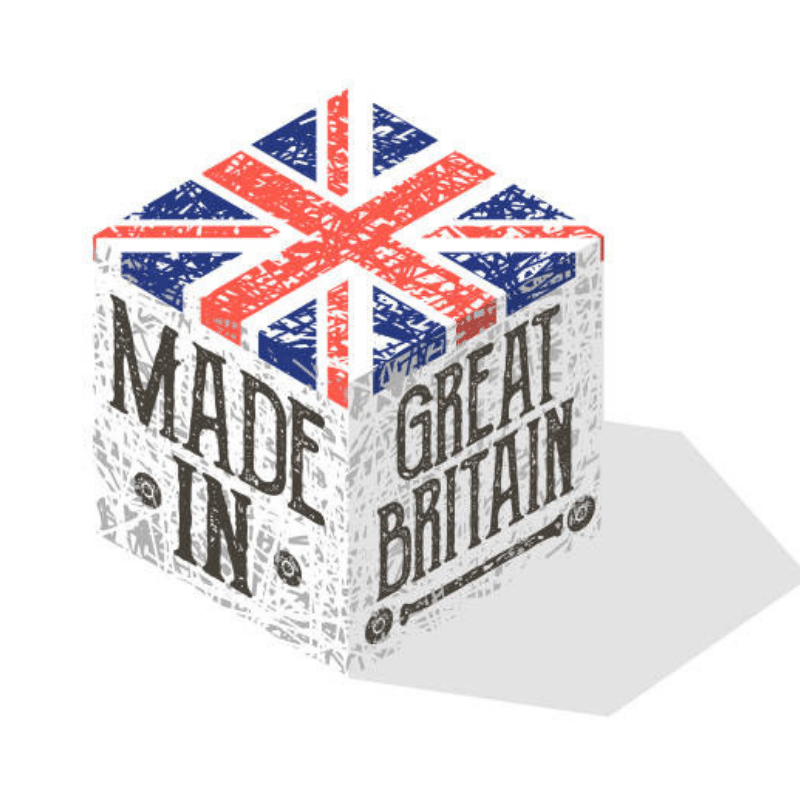 Made in Britain box